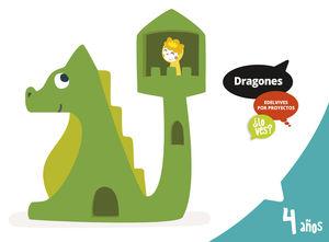 DRAGONES ¿LO VES? (4 AÑOS)