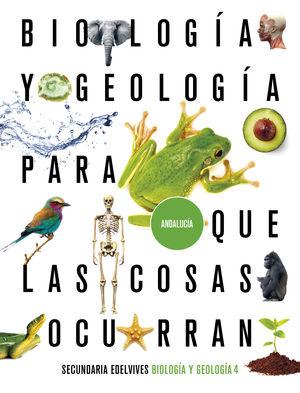 BIOLOGIA Y GEOLOGÍA 4ºESO. PQLCO. ANDALUCÍA 2021
