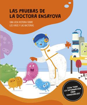 PROYECTO CLICK - 3 AÑOS : VIRUS Y BACTERIAS