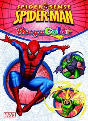 SPIDER-MAN. MEGACOLOR