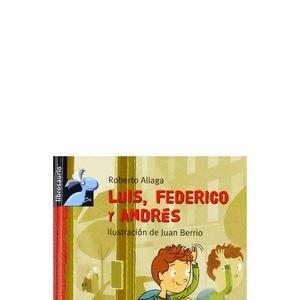 LUIS FEDERICO Y ANDRES