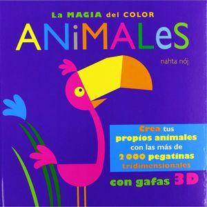 LA MAGIA DEL COLOR ANIMALES