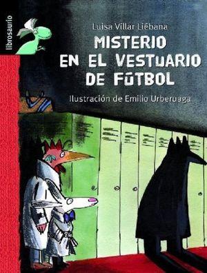 MISTERIO EN EL VESTUARIO DE FUTBOL