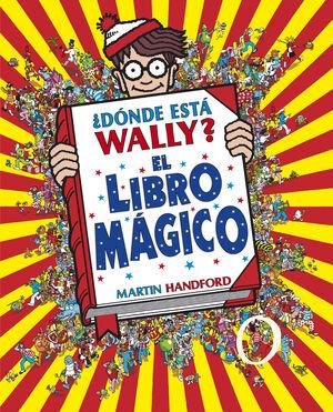 DONDE ESTA WALLY. LIBRO MAGICO, EL