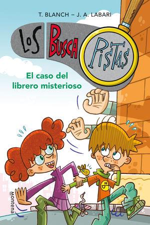 BUSCAPISTAS 1. EL CASO DEL LIBRERO MISTERIOSO