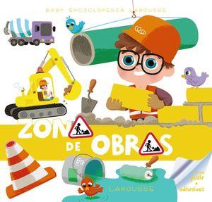BABY ENCICLOPEDIA. ZONA DE OBRAS
