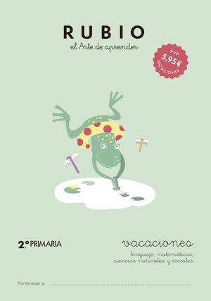 RUBIO VACACIONES - 2º PRIMARIA