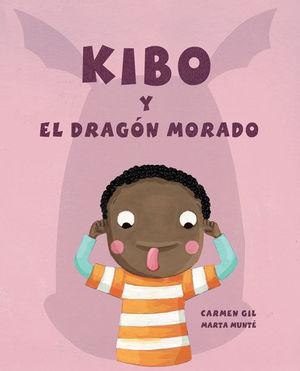 KIBO Y EL DRAGON MORADO