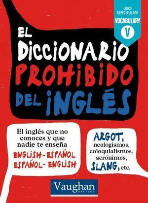EL DICCIONARIO PROHIBIDO DEL INGLÉS
