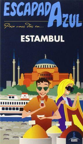ESTAMBUL  ESCAPADA AZUL