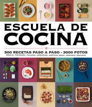 ESCUELA DE COCINA (EDICIÓN ACTUALIZADA) (ESCUELA DE COCINA)