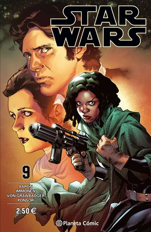 STAR WARS Nº 09