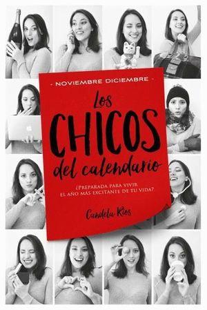 LOS CHICOS DEL CALENDARIO 5: NOVIEMBRE Y DICIEMBRE