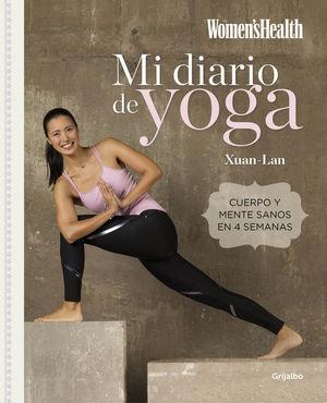 MI DIARIO DE YOGA (WOMEN'S HEALTH)