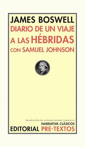 DIARIO DE UN VIAJE A LAS HÉBRIDAS CON SAMUEL JOHNSON