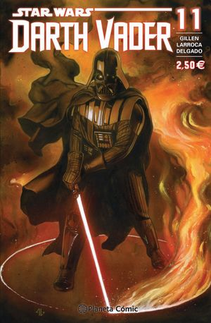 STAR WARS DARTH VADER Nº 11/25