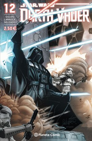 STAR WARS DARTH VADER Nº 12/15