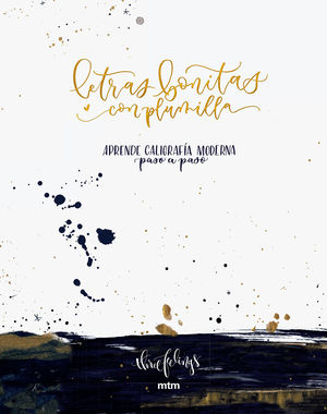LETRAS BONITAS CON PLUMILLA