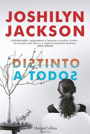 DISTINTO A TODOS