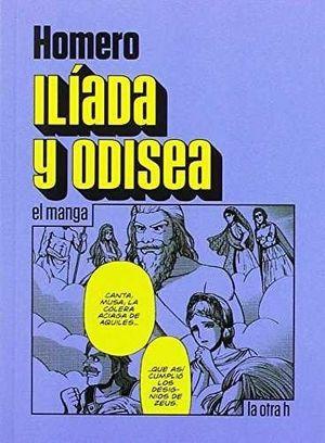 ILIADA Y ODISEA