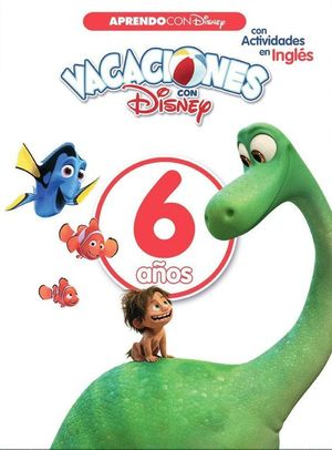VACACIONES CON DISNEY. 6 AÑOS (APRENDO CON DISNEY)