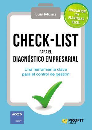 CHECK-LIST PARA EL DIAGNÓSTICO EMPRESARIAL