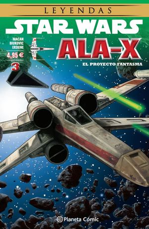 STAR WARS ALA X Nº 03/10