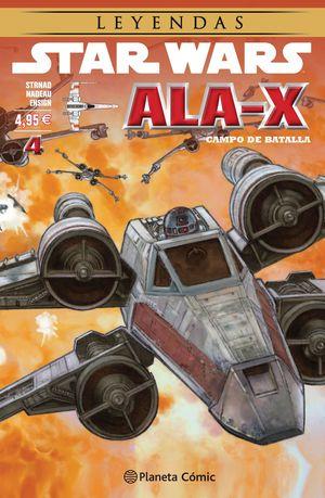 STAR WARS ALA X Nº 04/10