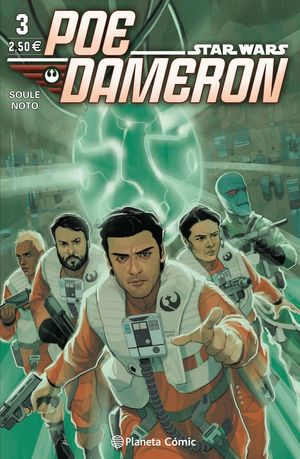 STAR WARS POE DAMERON Nº 03
