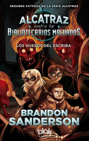 ALCATRAZ CONTRA LOS BIBLIOTECARIOS MALVADOS 2