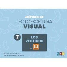 MTODO LECTOESCRITURAL VISUAL: VESTIDOS
