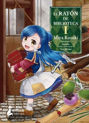EL RATÓN DE BIBLIOTECA 1