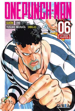 ONE PUNCH MAN 6