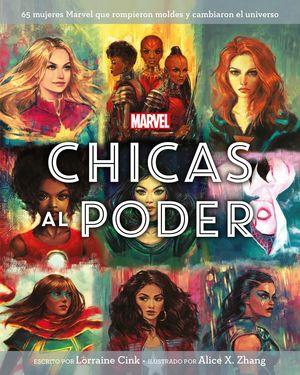 CHICAS AL PODER