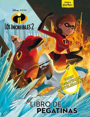 LOS INCREIBLES 2. LIBRO DE PEGATINAS