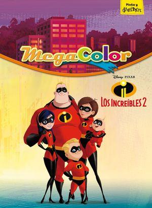 LOS INCREIBLES 2. MEGACOLOR