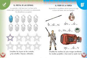VACACIONES STAR WARS 5 AÑOS