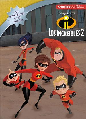 LOS INCREIBLES 2