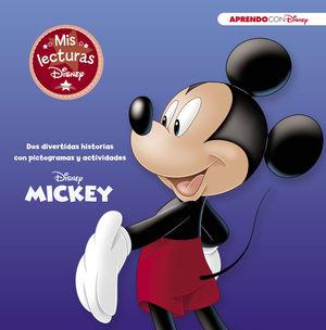 MICKEY. MIS LECTURAS DISNEY