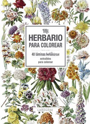 MI HERBARIO PARA COLOREAR. VV.AA.. Libro en papel. 9788416984749 ...