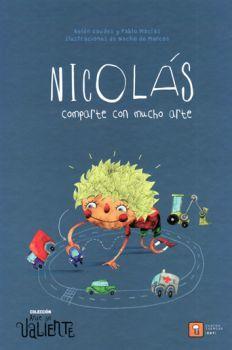 NICOLAS, COMPARTE CON MUCHO ARTE