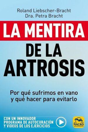 MENTIRA DE LA ARTROSIS