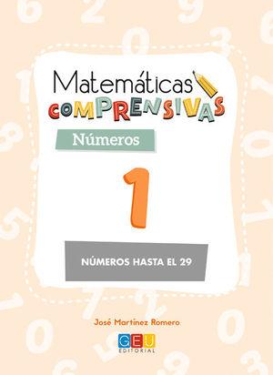 MATEMATICAS COMPRENSIVAS NUMEROS 1 1 EP NUMEROS HS