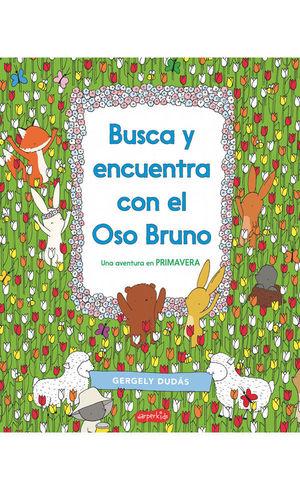 BUSCA ENCUENTRA OSO BRUNO AVENT PRIMAVER