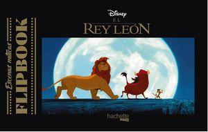 FLIP BOOK - EL REY LEON