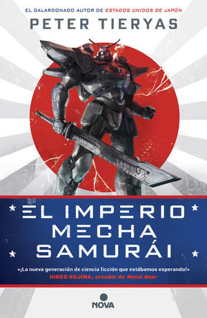 IMPERIO MECHA SAMURAI, EL