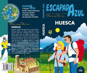 ESCAPADA AZUL HUESCA