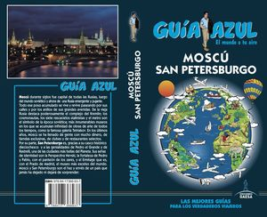 MÓSCÚ Y SAN PETERSBURGO 2019
