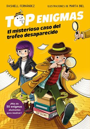 TOP ENIGMAS. MISTERIOSOS CASO DEL TROFEO