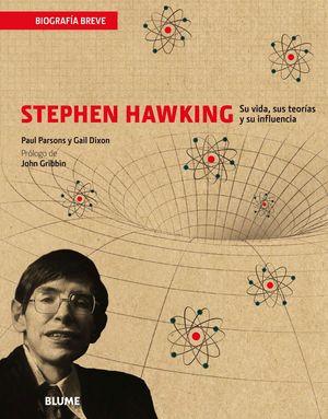 BIOGRAFÍA BREVE. STEPHEN HAWKING (RÚSTICA)